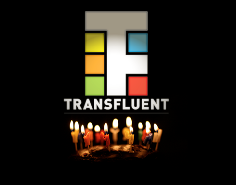 Transfluent Birthday